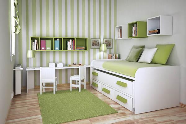 Дизайн и планировка детской 7 кв м