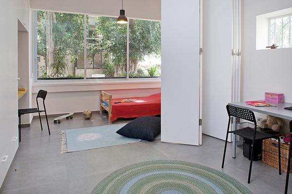 Дизайн и планировка в детской комнате