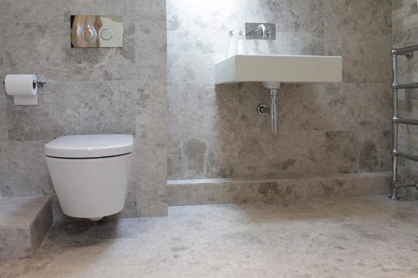 Планировка туалета частного дома