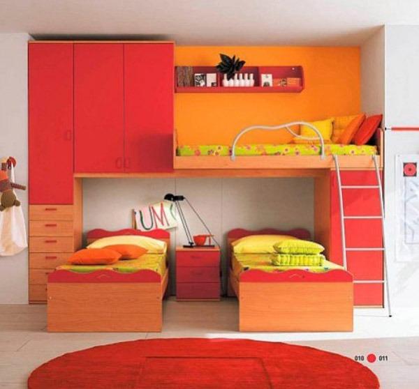 Ремонт и обустройство в детской комнате