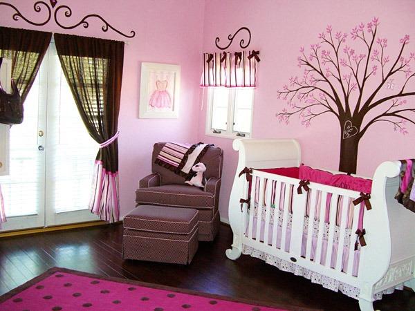 Зонирование и планировка в детской комнате хрущевки