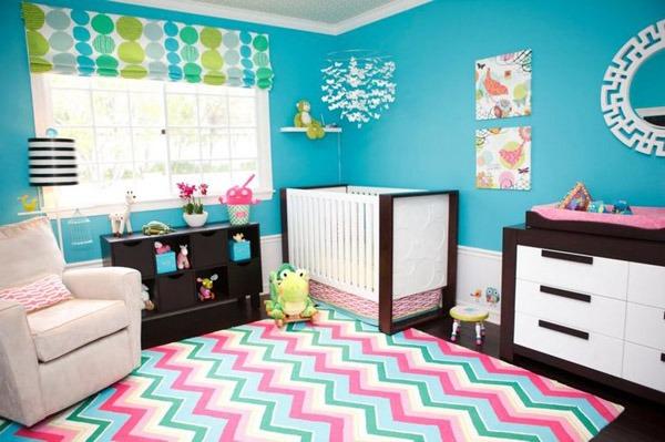 Ремонт и интерьер для детской комнаты