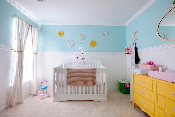 Ремонт и дизайн в детской комнате хрущевского жилья