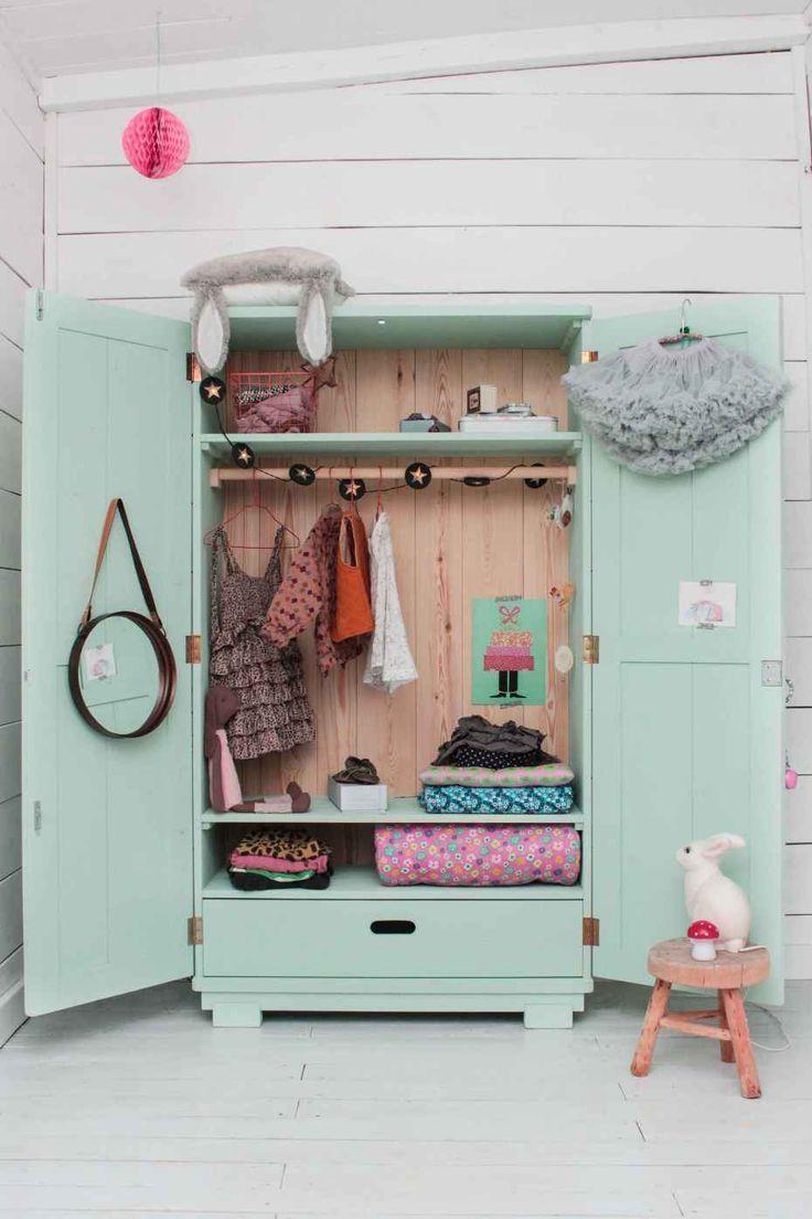 Детская комната в хрущевке в стиле кантри