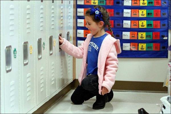 Оформление раздевалки в детском саду