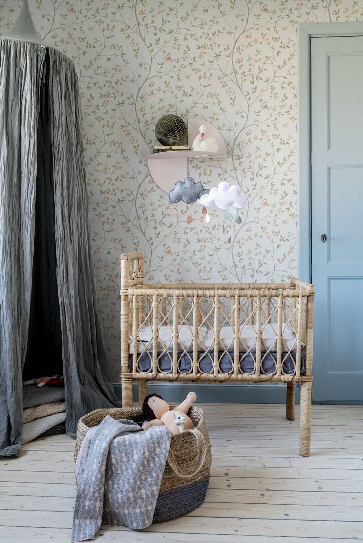 Детская комната в хрущевке в стиле прованс