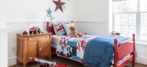 Дизайнерский интерьер в детской комнате