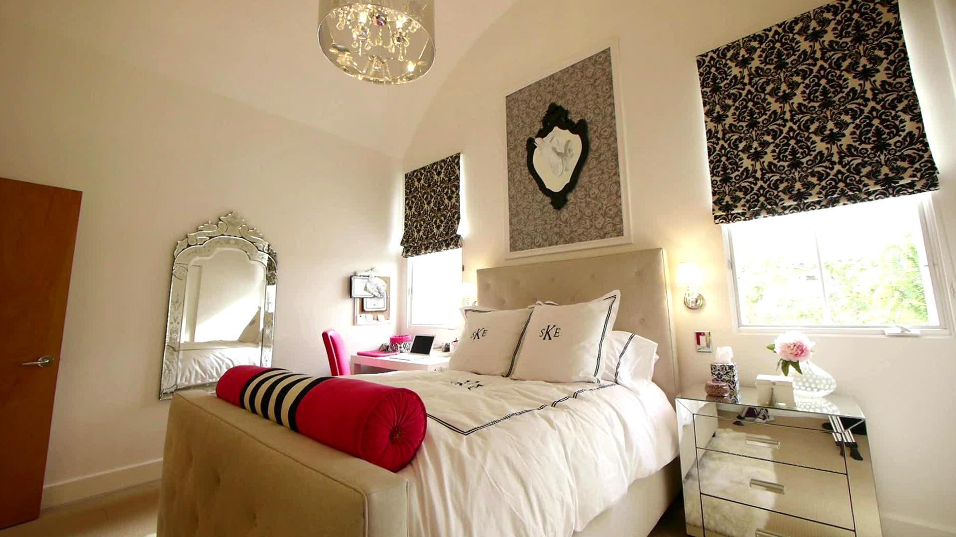 Дизайн комнаты для подростка девочки