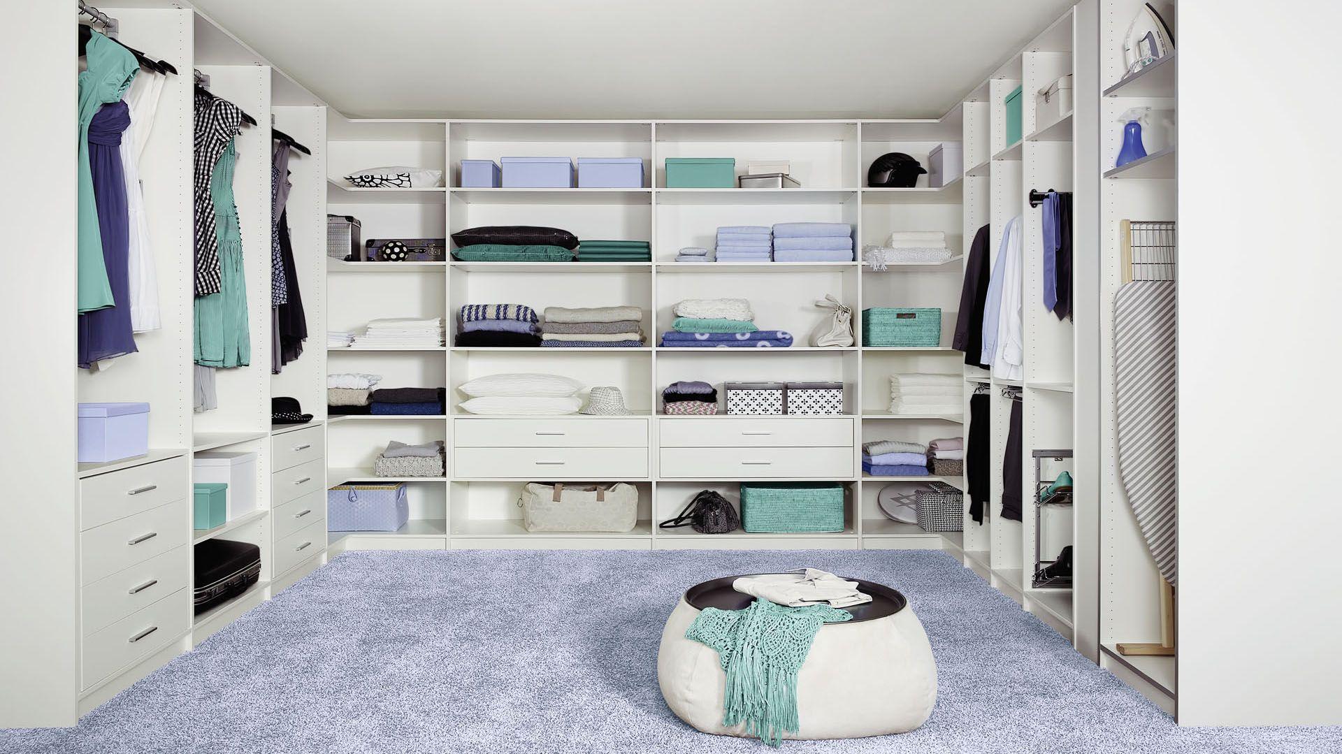 Интерьер гардеробной комнаты (26 фото): эффектные дизайн-проекты