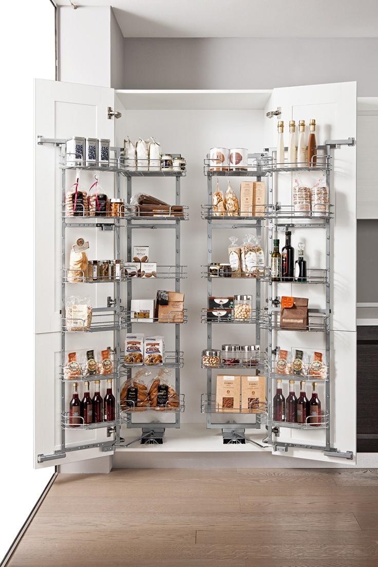 Мебель для хранения на кухне