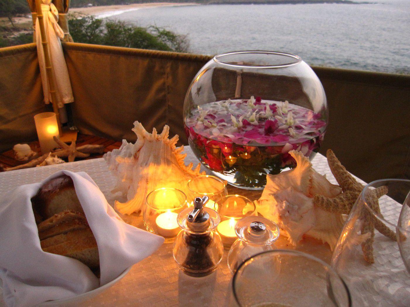 Романтический декор в морском стиле