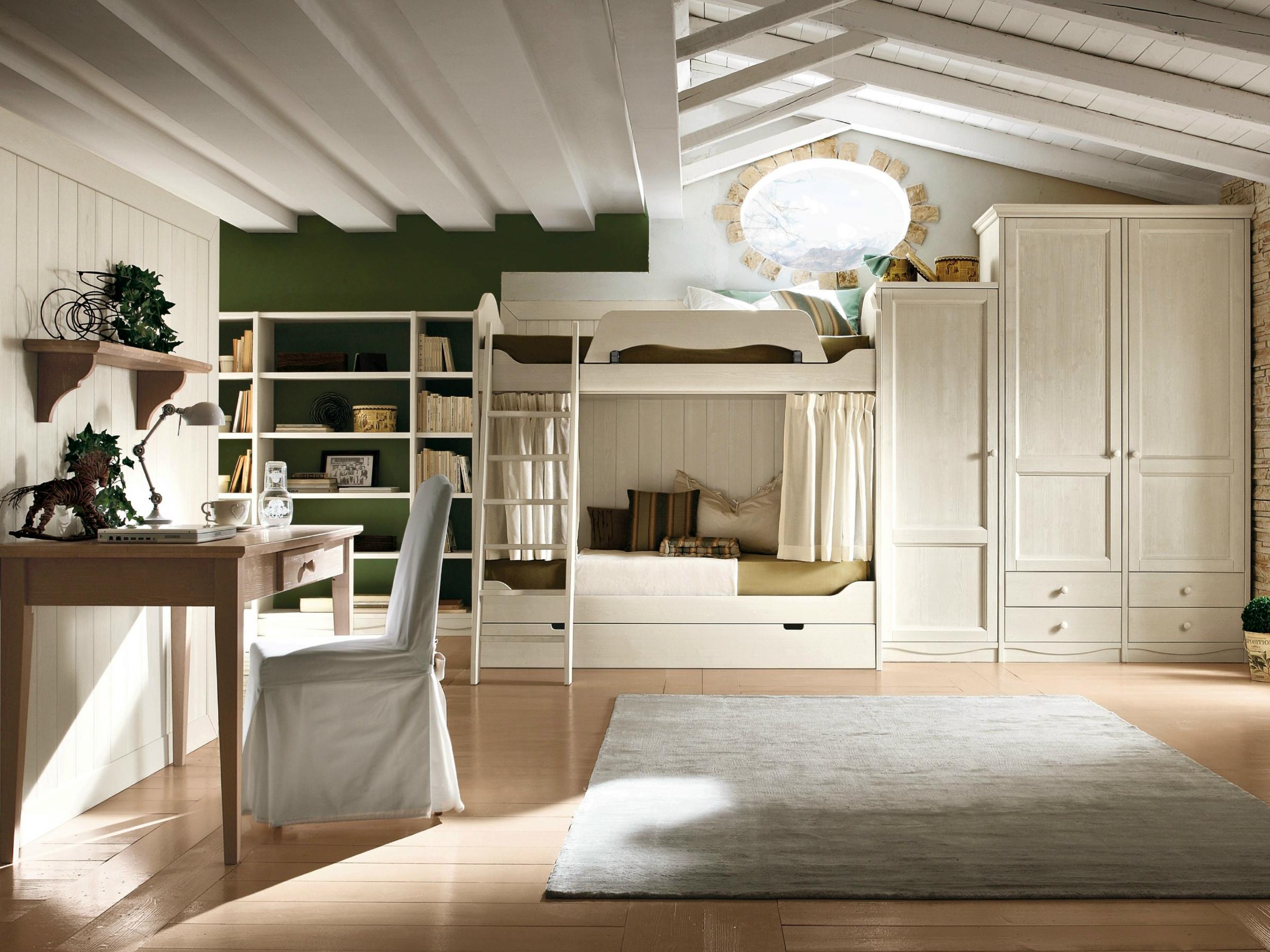 Дизайн комнаты для подростка прованс