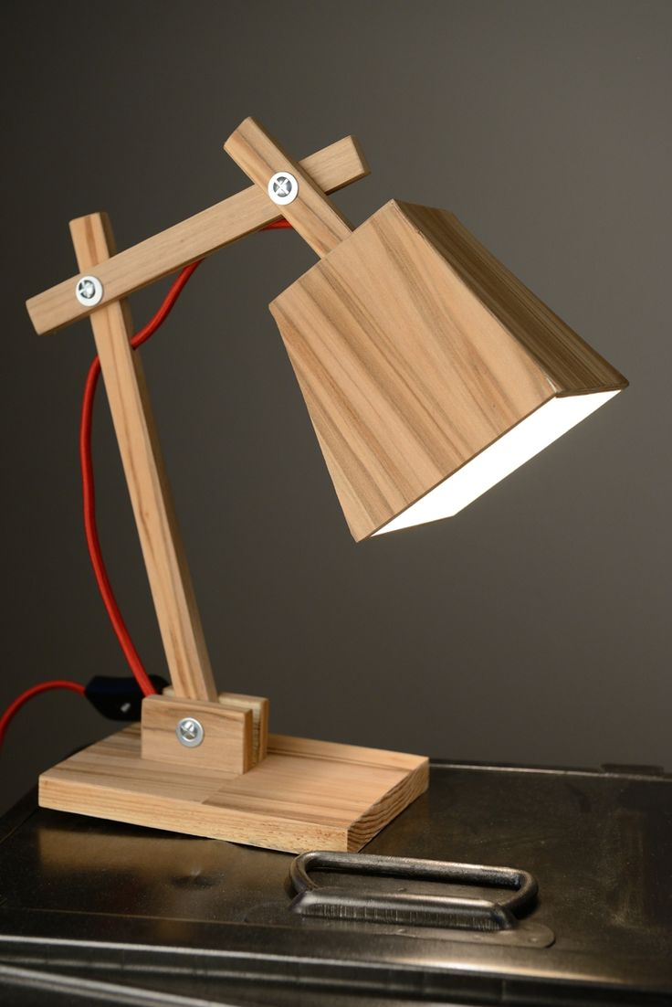 Прикроватный светильник под дерево