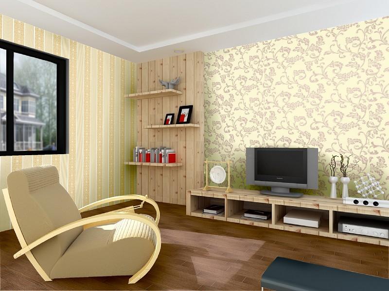 Экологичная гостиная в небольшой квартире