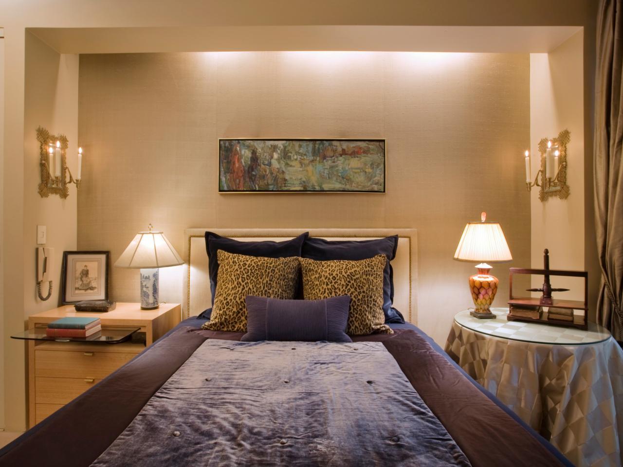 Картины над кроватью в спальне по фен шуй