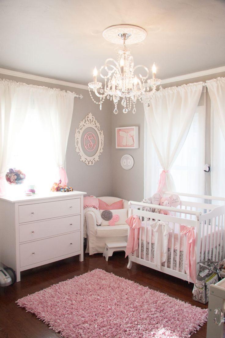 Дизайн штор для детской комнаты из хлопка