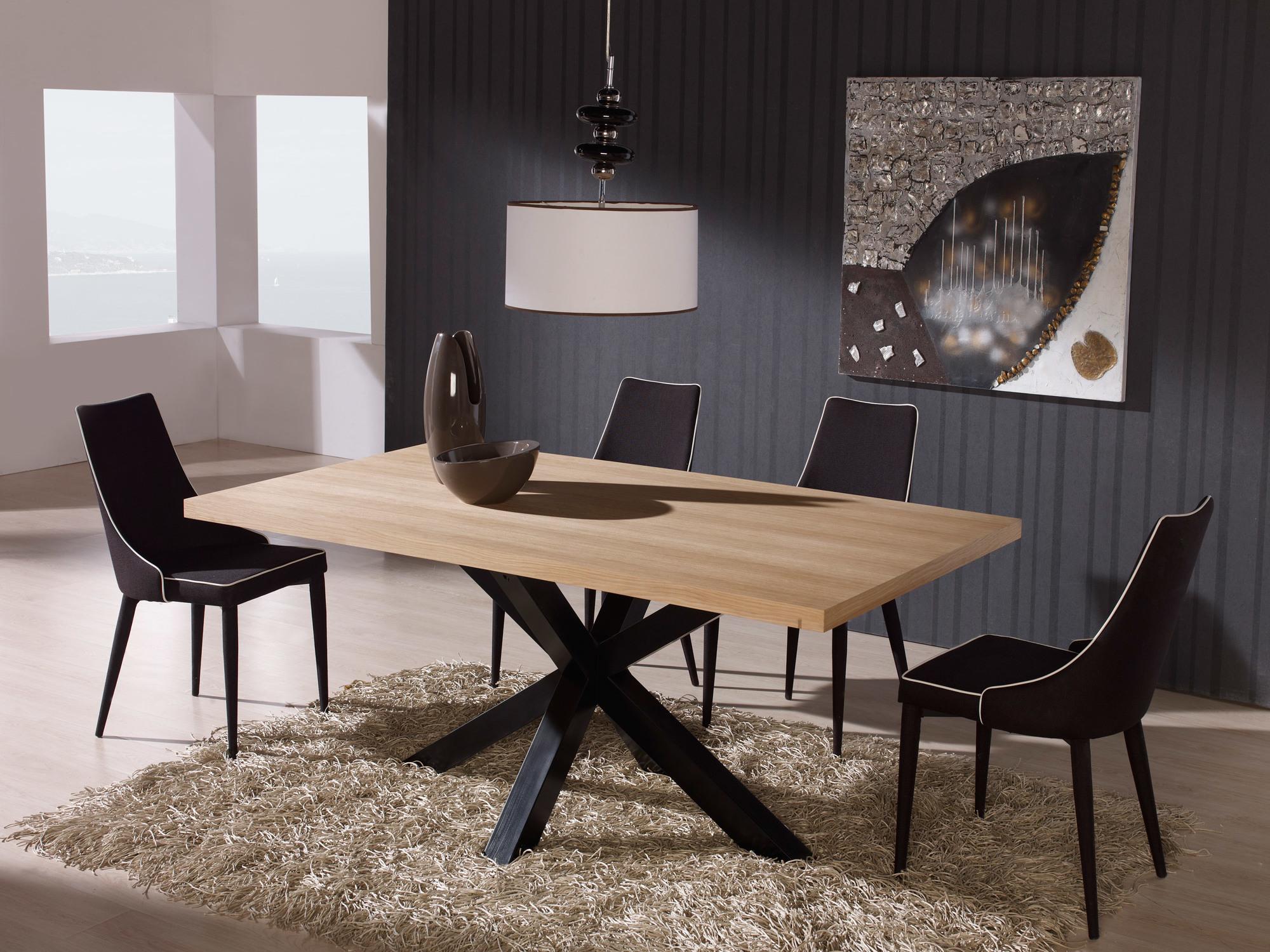 Ламинированный обеденный стол