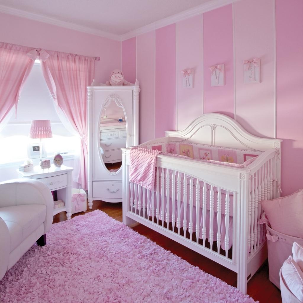 Дизайн штор для детской комнаты малыша