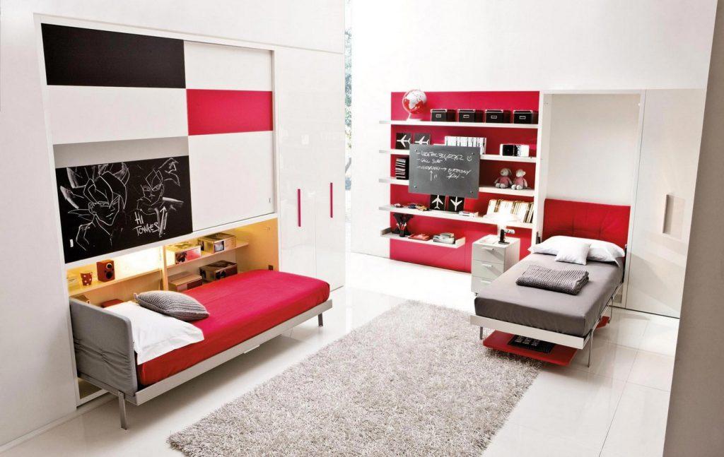Шкафы-трансформеры в детскую комнату
