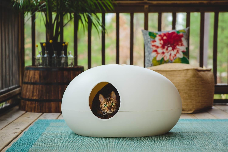 Домик для кошки модерн