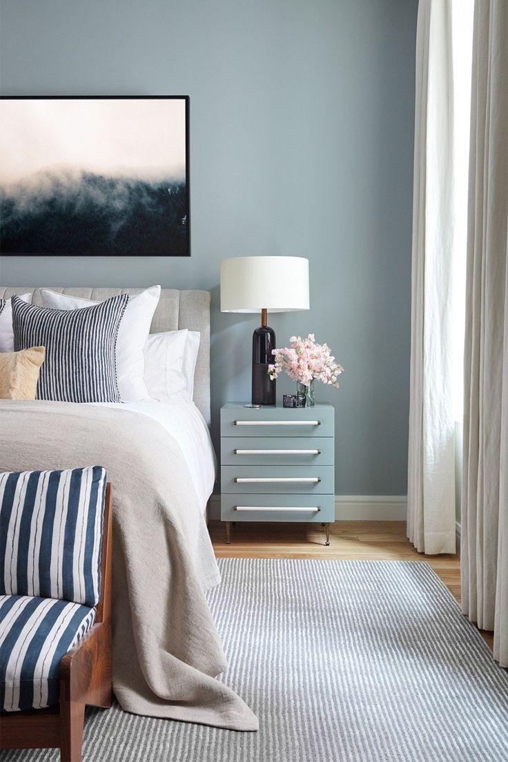 Картины над кроватью в морском стиле