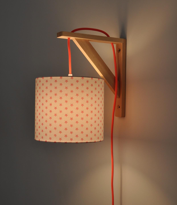 Настенный прикроватный светильник