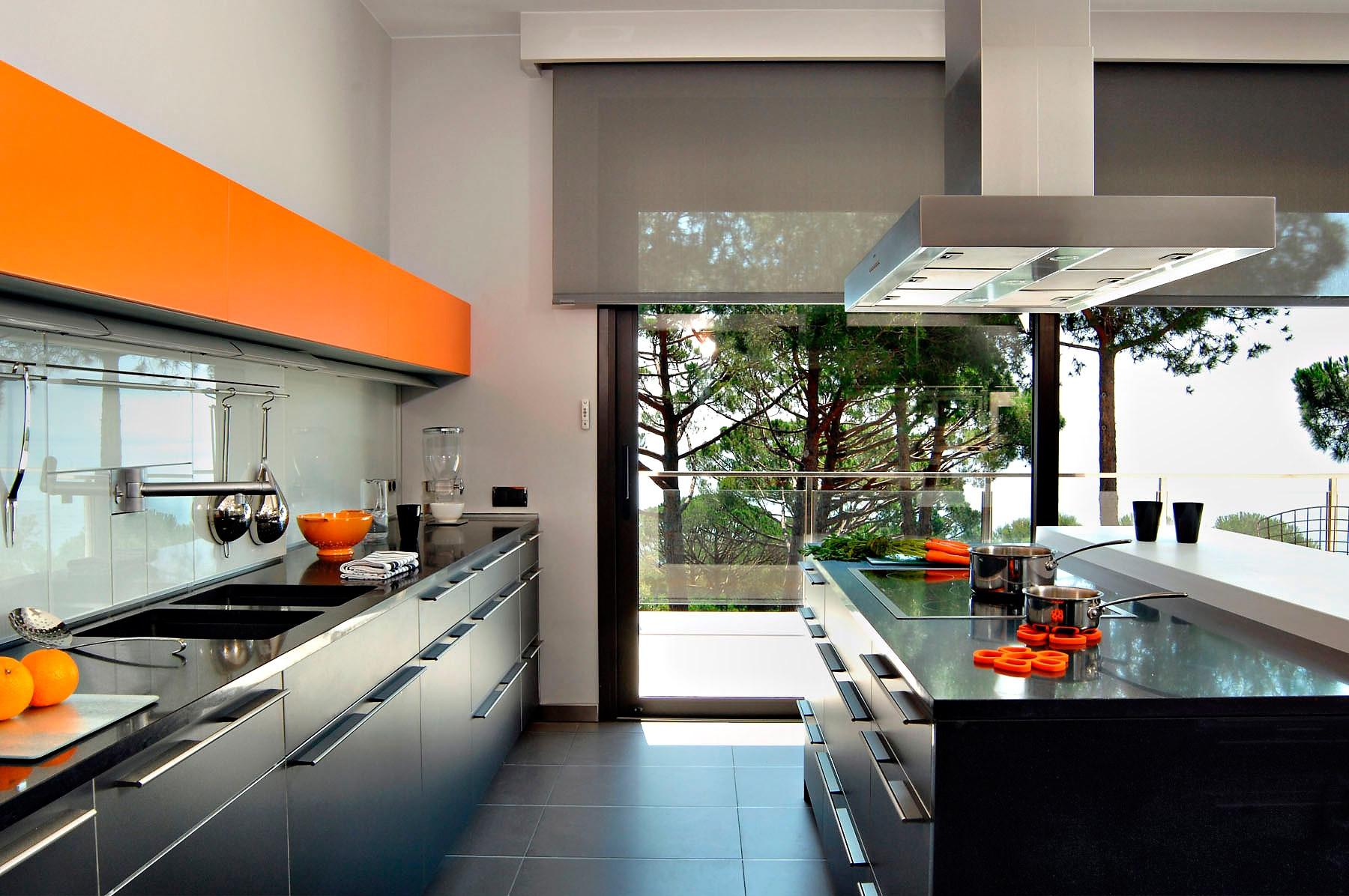 Оранжевый цвет в интерьере (43 фото): многообразие оттенков и сочетаний