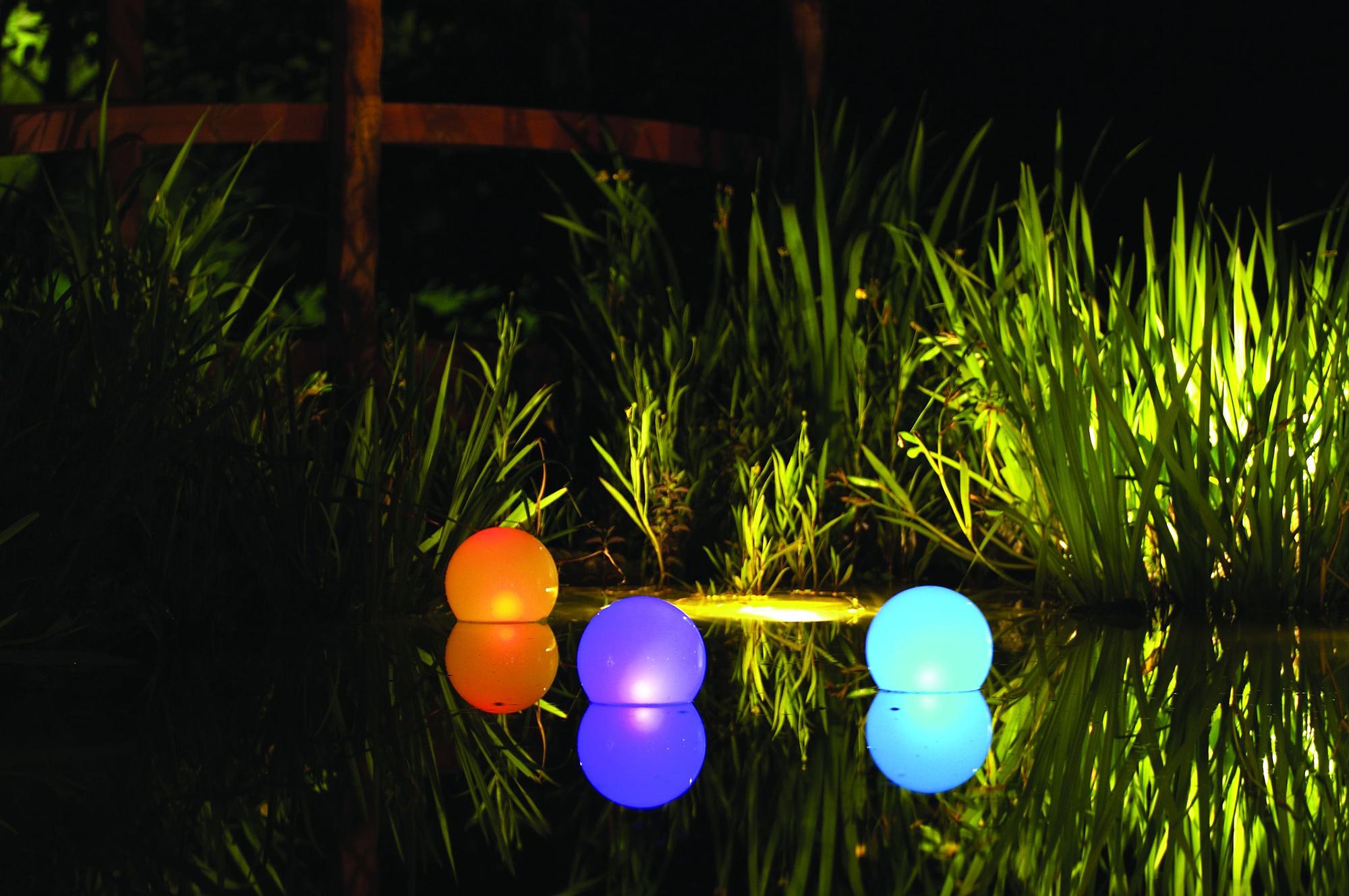 Водяные светильники