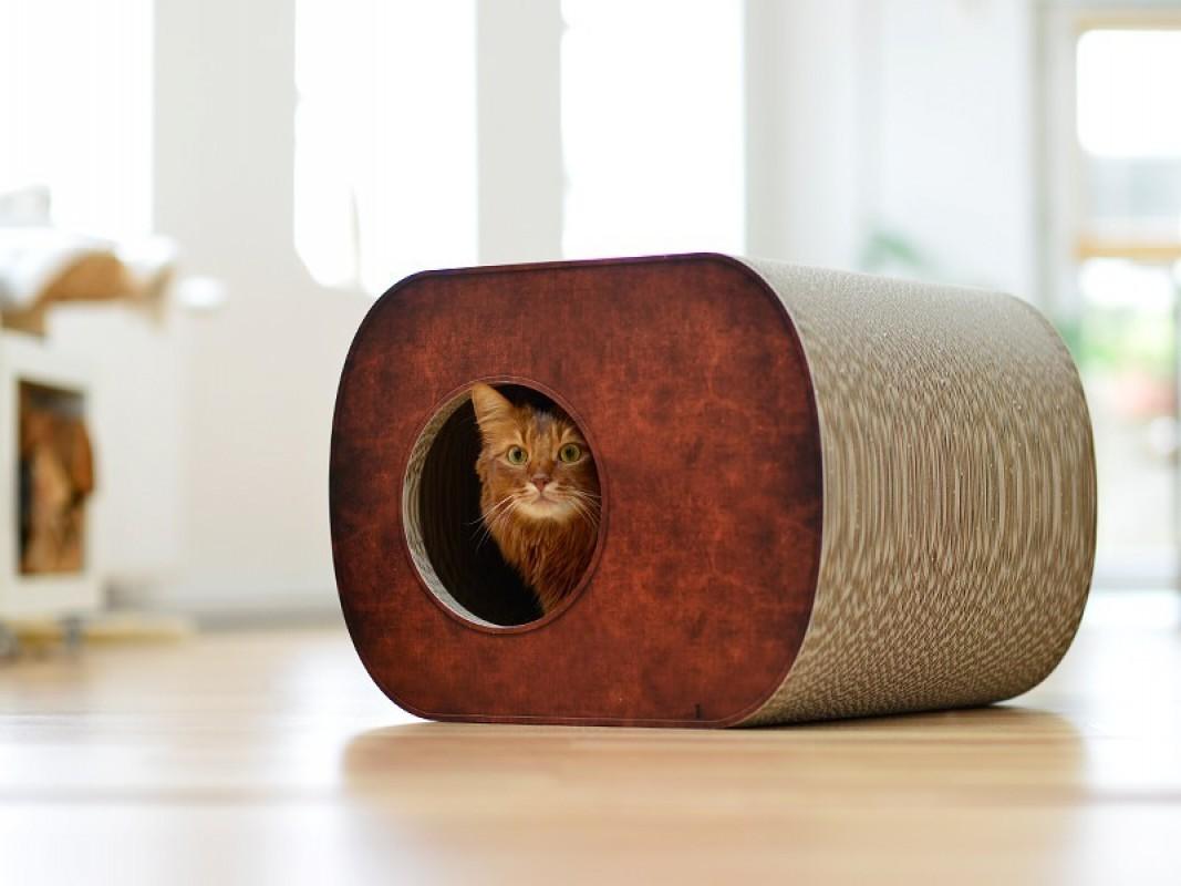 Домик для кошки переносной