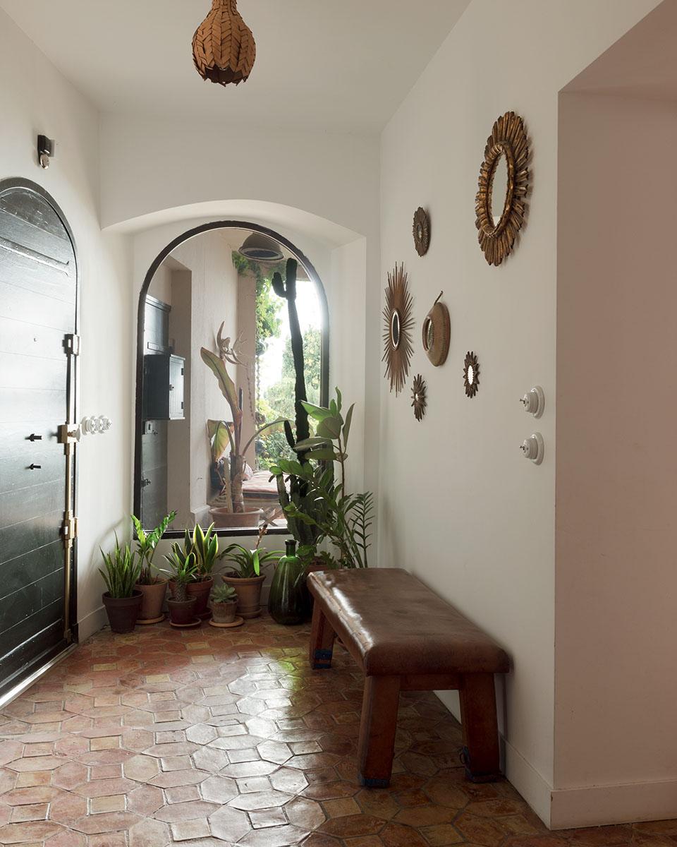 Итальянский стиль в интерьере с плиткой