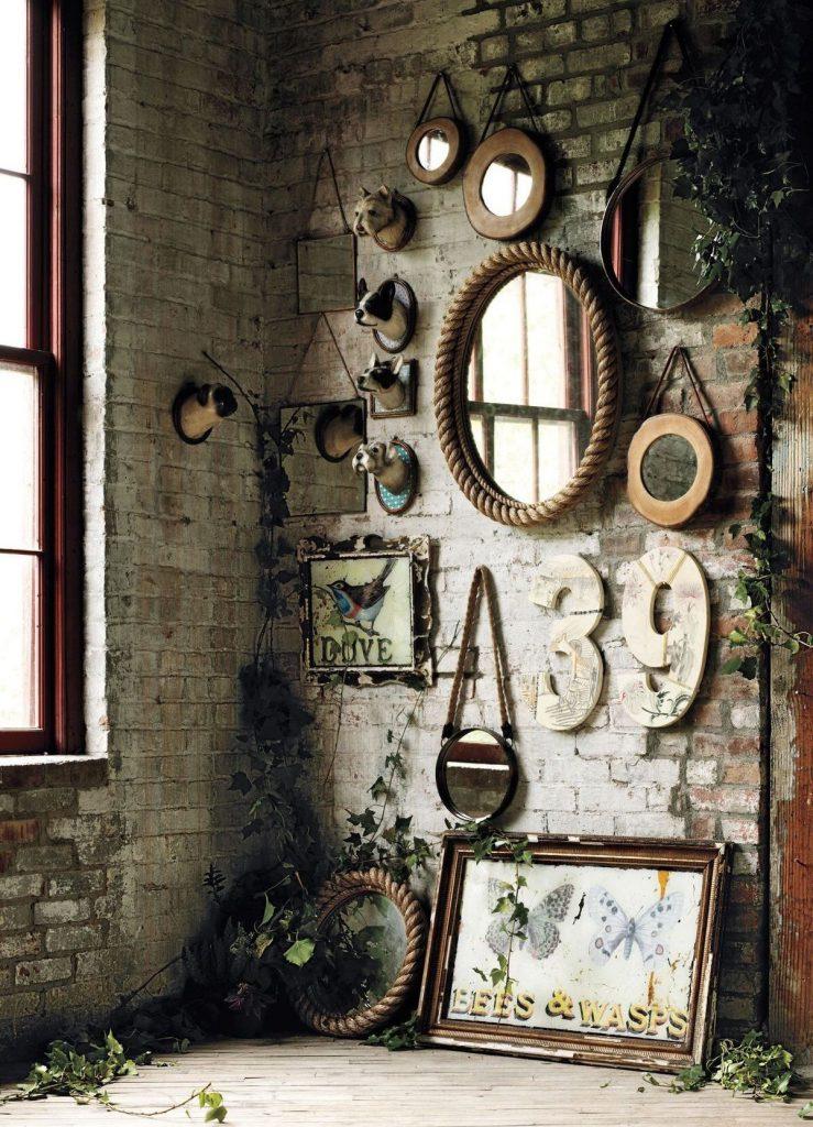 Деревянные и другие рамки для зеркал