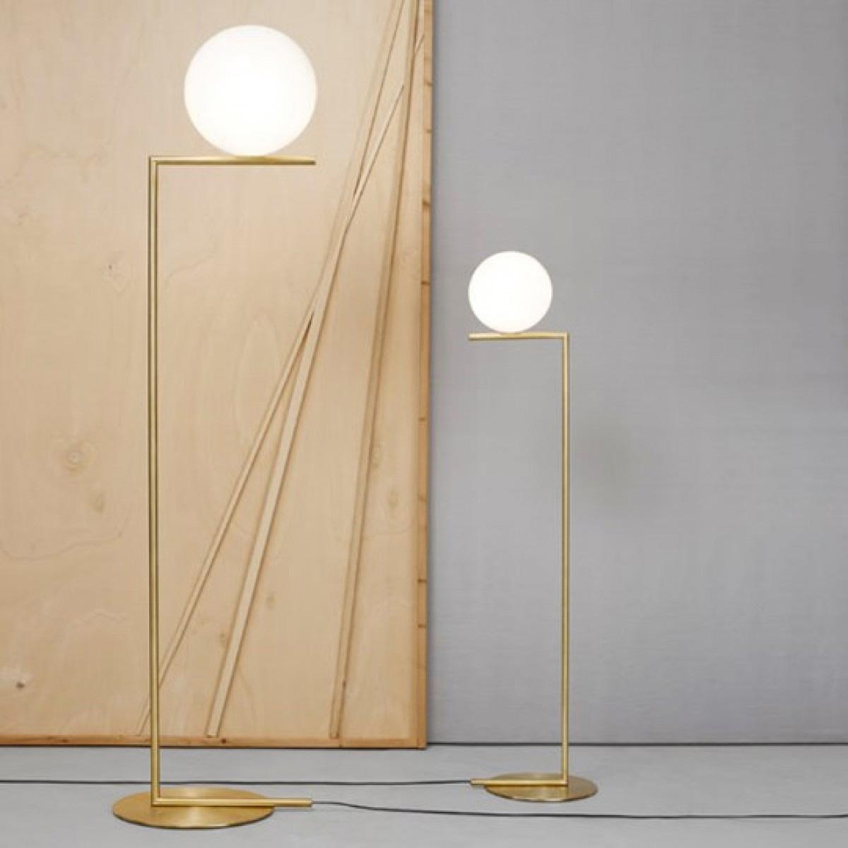 Напольные светильники для спальни