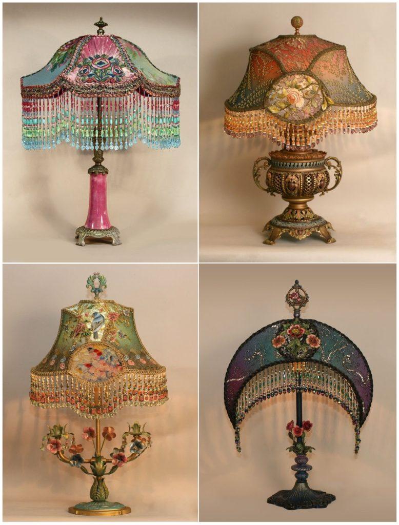 Светильники в бохо стиле