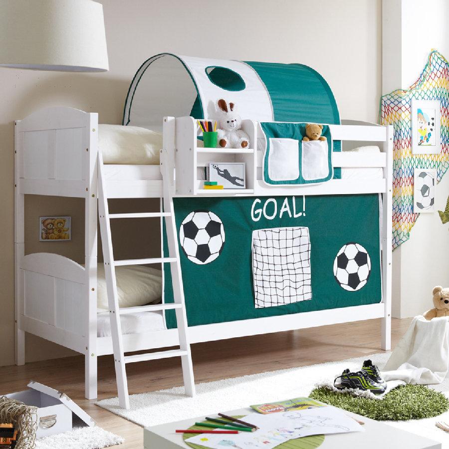 Двухъярусная детская кровать тематическая