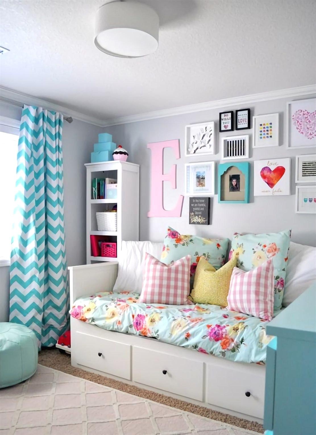 Дизайн штор для детской комнаты с узором