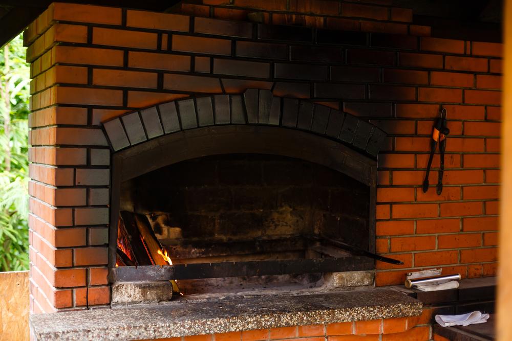 Печь для барбекю