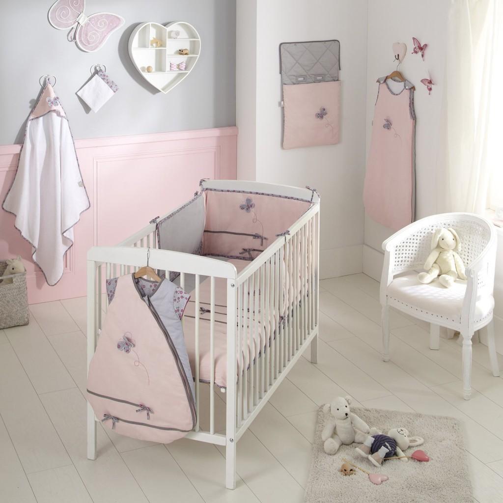 Розовая детская