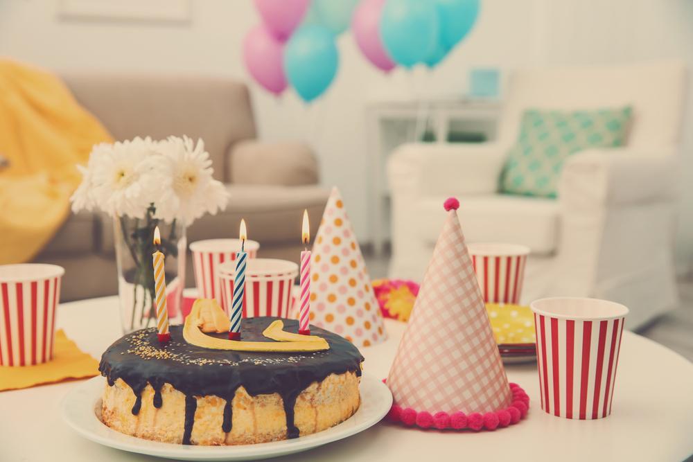 Декор комнаты на день рождения