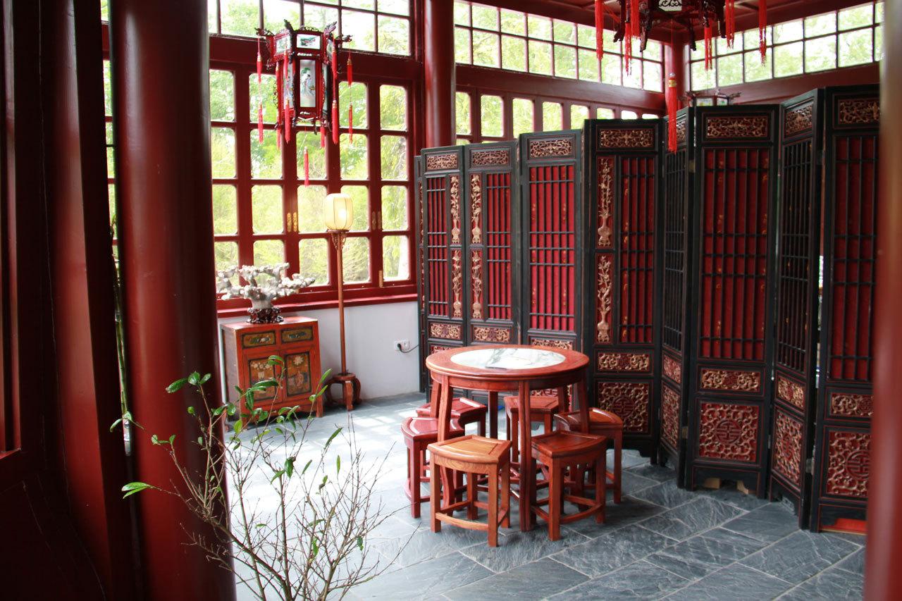 Интерьер в китайском стиле