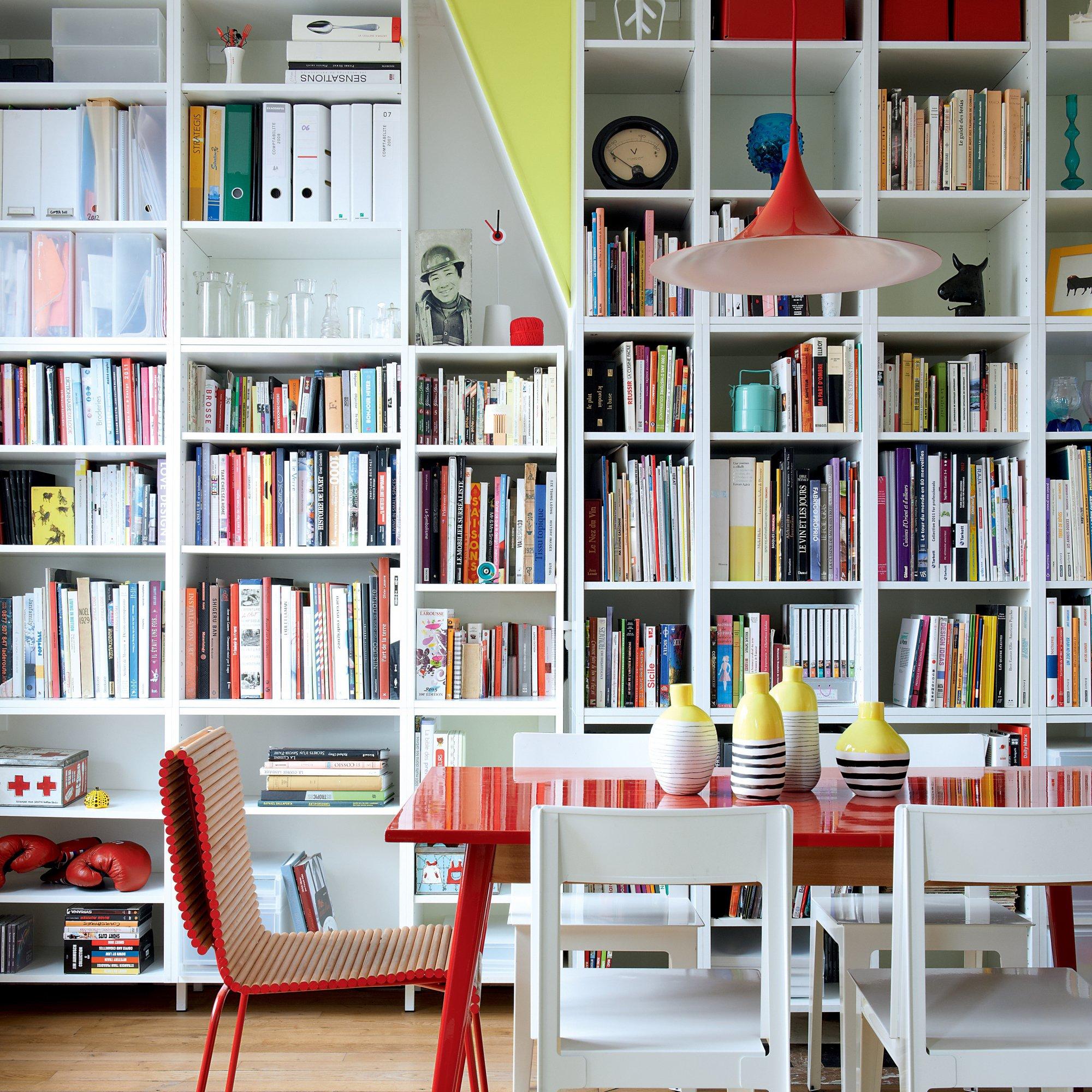 Стенка в гостиную для книг
