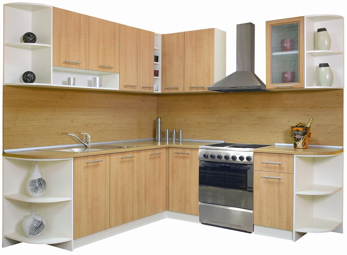 Кухонный фартук из МДФ