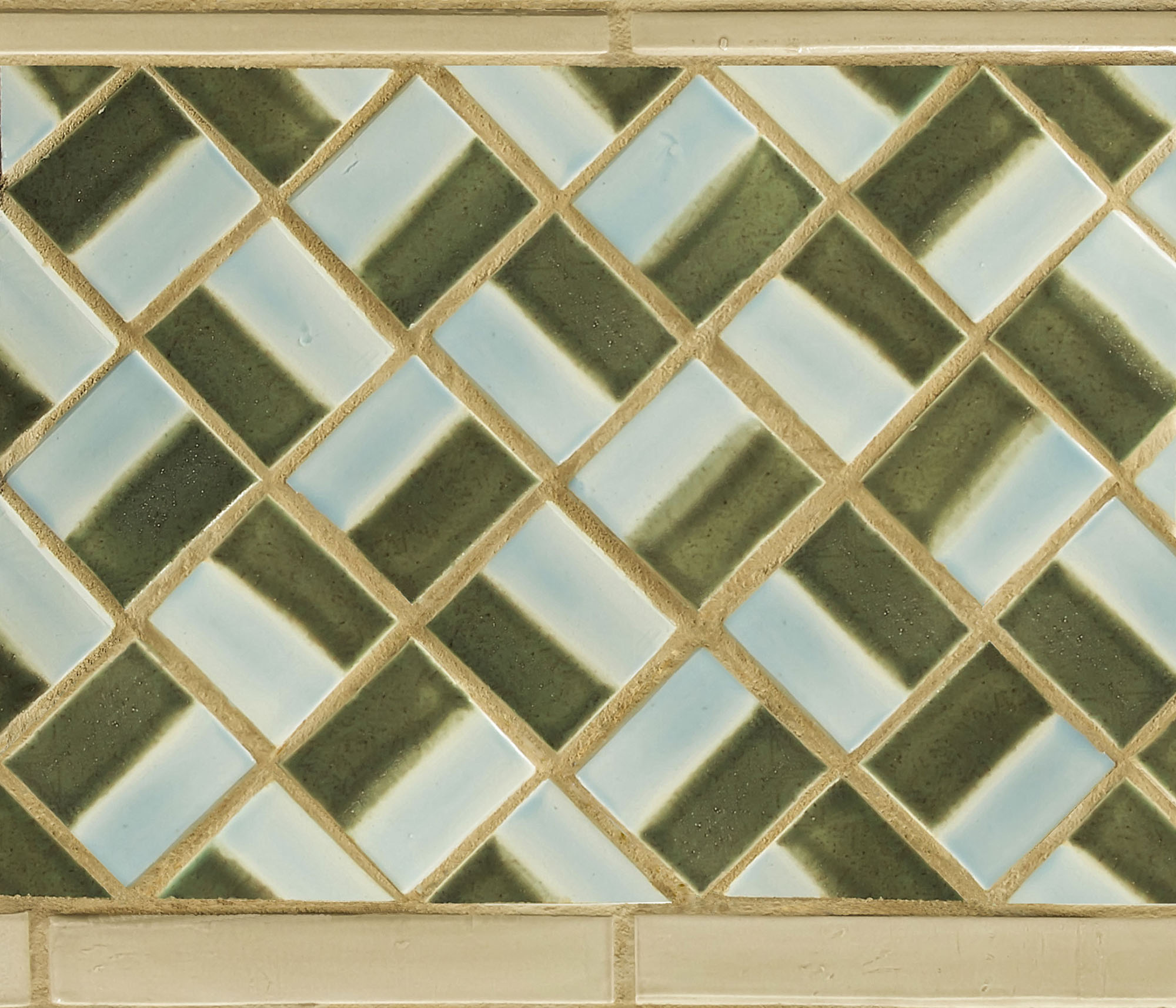 Вариант плитки мозаики для кухни