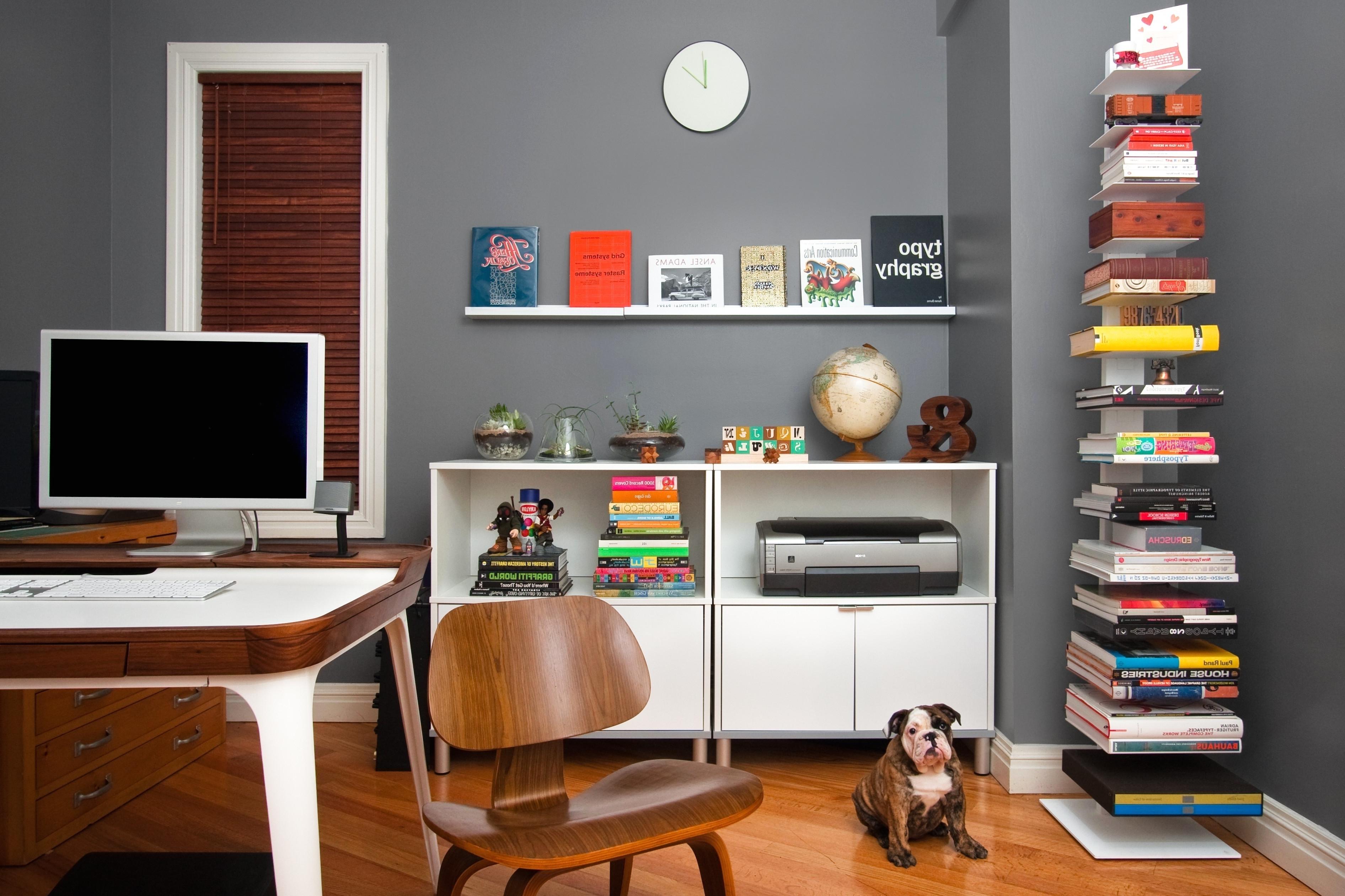 Мебель в спальню с рабочим кабинетом