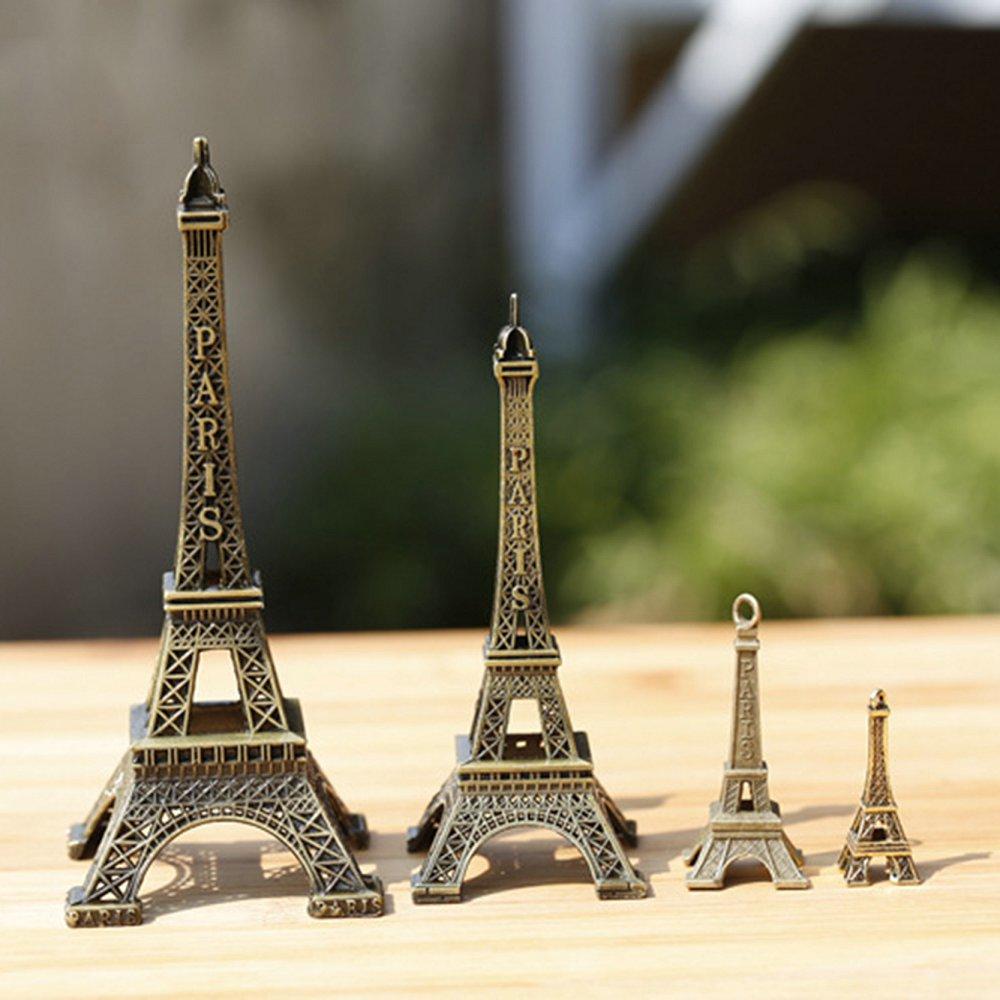 Декоративные статуэтки из металла