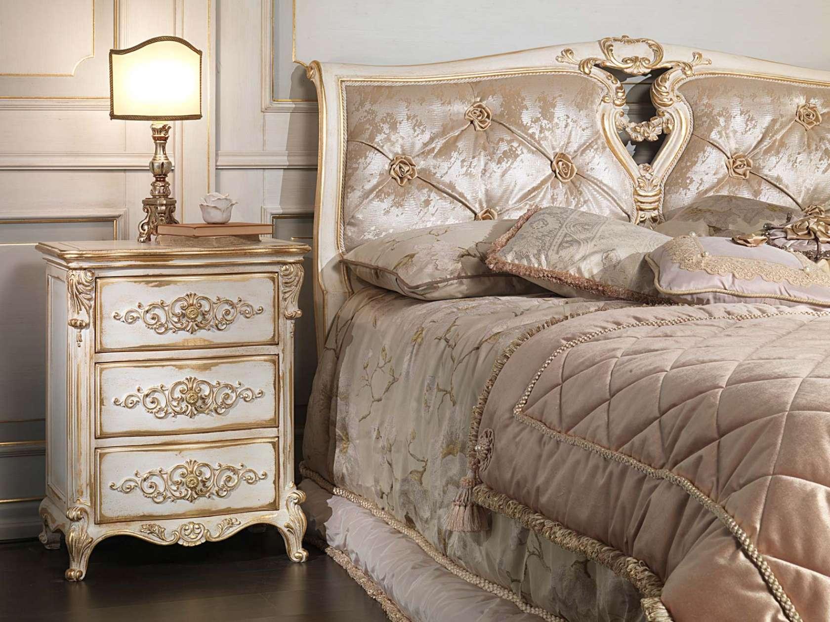 Дизайн спальни в классическом стиле (18 фото): роскошный уют в современной квартире