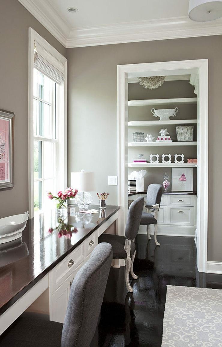 Стулья в гостиной в классическом стиле