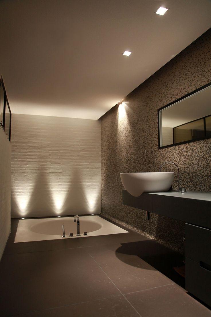 Напольное встроенное и потолочное освещение