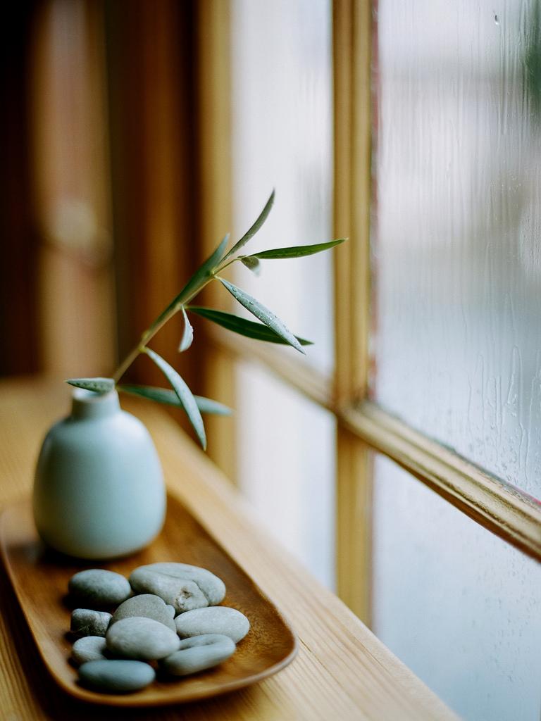 Изящный декор в японском стиле