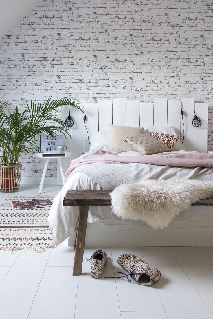 Дизайн спальни 18 кв м белый
