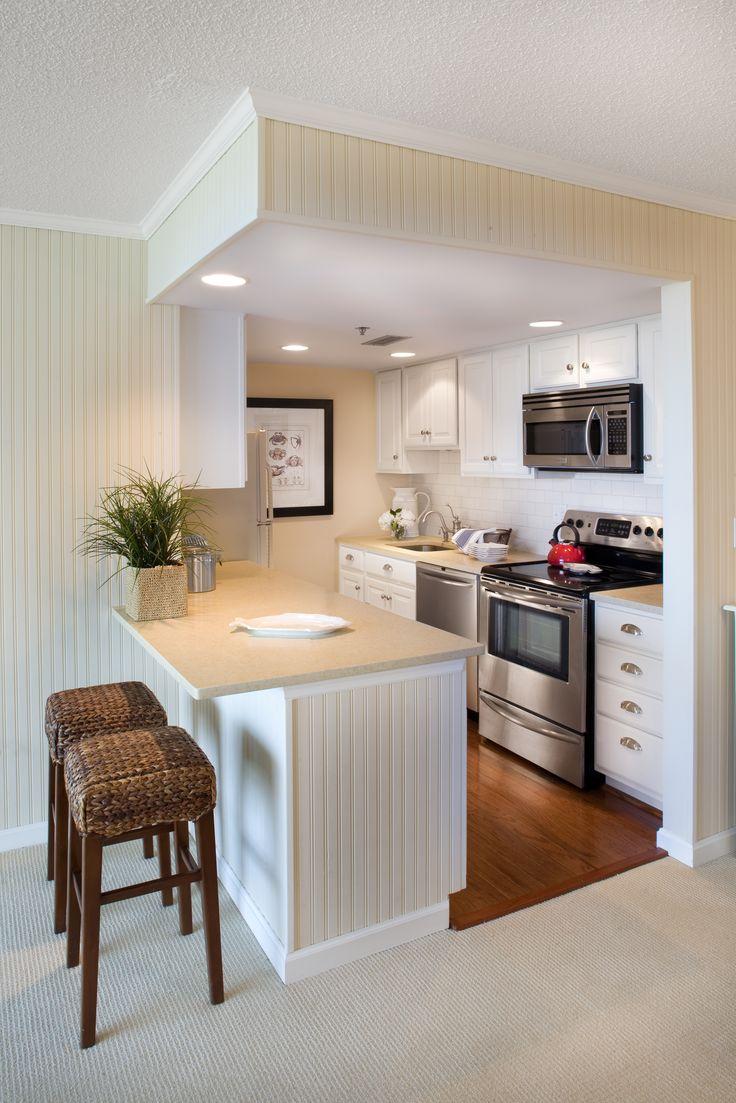 Дизайн деревянной кухни